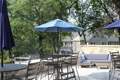Terrace/Patio | Allenberry Resort