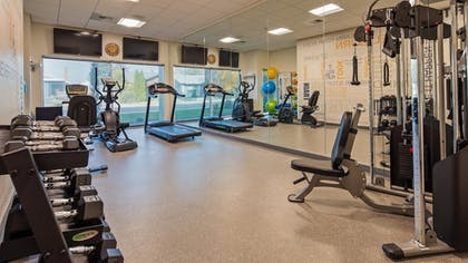 Fitness Facility | Best Western Plus Peppertree Nampa Civic Center Inn