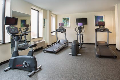 Fitness Facility | Holiday Inn Express Springfield Downtown
