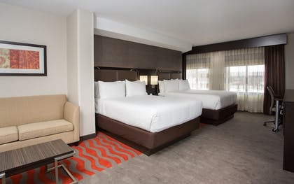 Guestroom | Holiday Inn Express Springfield Downtown