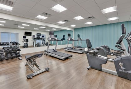 Fitness Facility   Holiday Inn Express And Suites Plano East