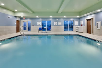 Pool   Holiday Inn Express And Suites Plano East