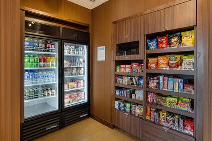 Snack Bar | Fairfield Inn & Suites by Marriott Abingdon