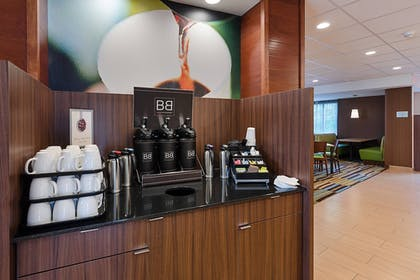 Restaurant | Fairfield Inn & Suites by Marriott Abingdon
