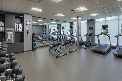 Sports Facility | Fairfield Inn & Suites by Marriott Abingdon