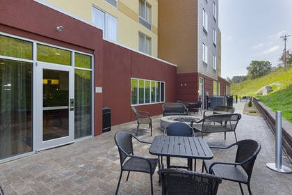 Exterior | Fairfield Inn & Suites by Marriott Abingdon