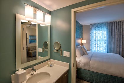Guestroom | Towneplace Suites by Marriott Miami Airport