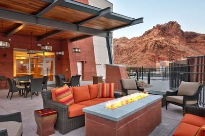 Terrace/Patio | SpringHill Suites by Marriott Moab