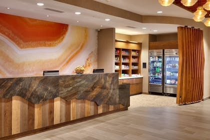 Lobby | SpringHill Suites by Marriott Moab