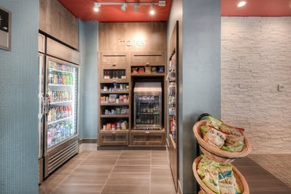 Snack Bar | Residence Inn by Marriott Raleigh Downtown