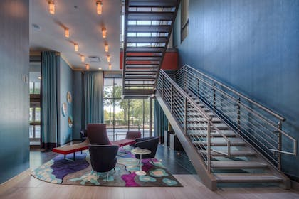 Lobby | Residence Inn by Marriott Raleigh Downtown