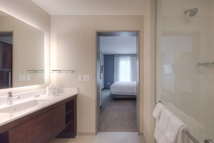 Bathroom | Residence Inn by Marriott Raleigh Downtown