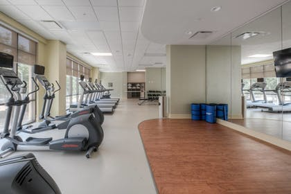 Fitness Studio | Residence Inn by Marriott Raleigh Downtown
