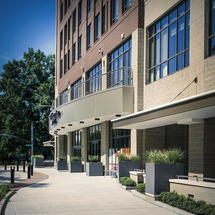 Hotel Entrance | Residence Inn by Marriott Raleigh Downtown