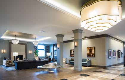 Lobby | Delamar West Hartford