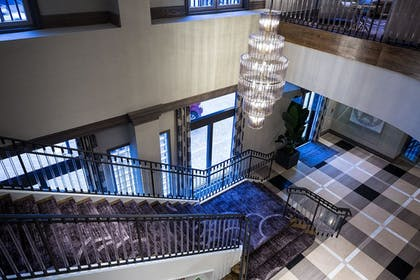 Staircase | Delamar West Hartford