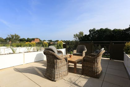 Terrace/Patio | Delamar West Hartford