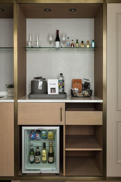 Minibar | Delamar West Hartford