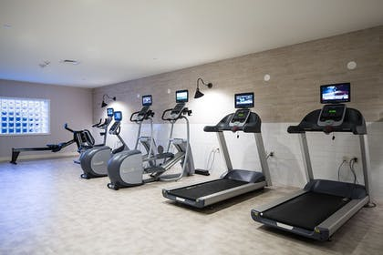 Gym | Delamar West Hartford