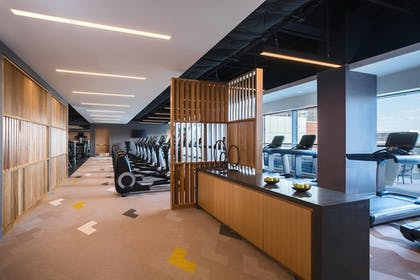 Fitness Facility | Marriott Marquis Chicago