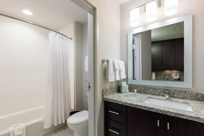 Guestroom | TownePlace Suites by Marriott Orlando at SeaWorld