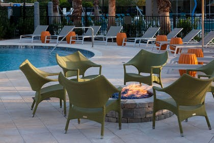 Terrace/Patio | TownePlace Suites by Marriott Orlando at SeaWorld