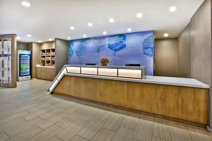 Lobby | SpringHill Suites by Marriott Pittsburgh Butler/Centre City