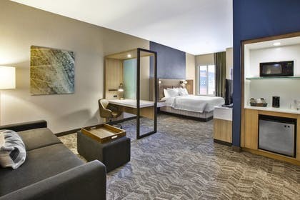 Guestroom | SpringHill Suites by Marriott Pittsburgh Butler/Centre City