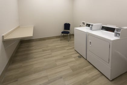 Laundry Room | Holiday Inn Express & Suites Seattle South - Tukwila