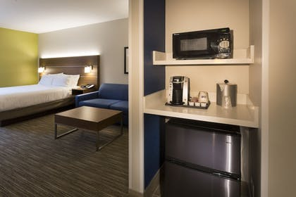 In-Room Amenity | Holiday Inn Express & Suites Seattle South - Tukwila