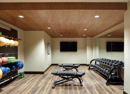 Fitness Facility | Residence Inn by Marriott Dallas Downtown