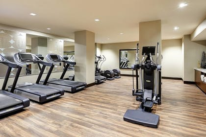 Sports Facility | Residence Inn by Marriott Dallas Downtown
