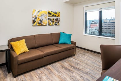 Guestroom | Residence Inn Pittsburgh Oakland/University Place