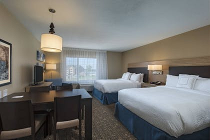 Guestroom | TownePlace Suites by Marriott Columbia