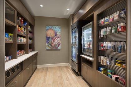 Gift Shop   SpringHill Suites by Marriott New Smyrna Beach