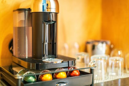 In-Room Coffee | Duchamp Hotel Private Suites