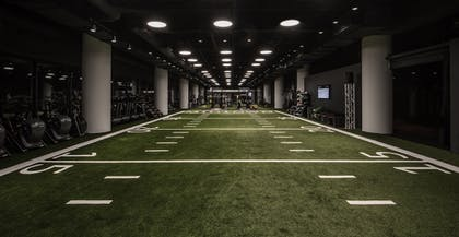 Sports Facility | The Hotel at Midtown