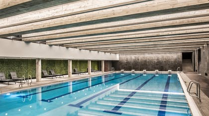Indoor Pool | The Hotel at Midtown