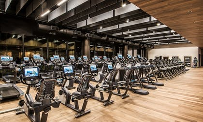 Gym | The Hotel at Midtown