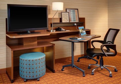 In-Room Business Center | Fairfield Inn and Suites by Marriott Moses Lake