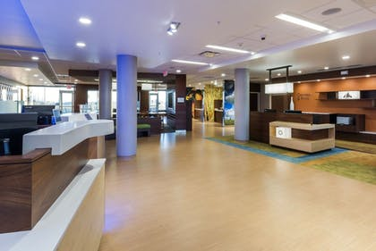 Reception | Fairfield Inn and Suites by Marriott Moses Lake