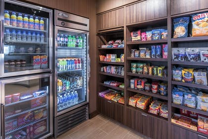 Food and Drink | Fairfield Inn and Suites by Marriott Moses Lake