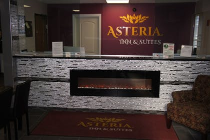 Check-in/Check-out Kiosk | Asteria Inn & Suites - Stillwater/St. Paul