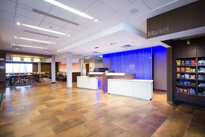 Hotel Interior | Fairfield Inn and Suites Denver Northeast Brighton