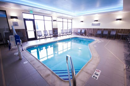 Pool | Fairfield Inn and Suites Denver Northeast Brighton