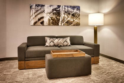 Living Area | SpringHill Suites by Marriott Coralville