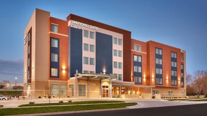 Exterior | SpringHill Suites by Marriott Coralville