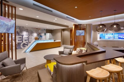 Lobby | SpringHill Suites by Marriott Coralville