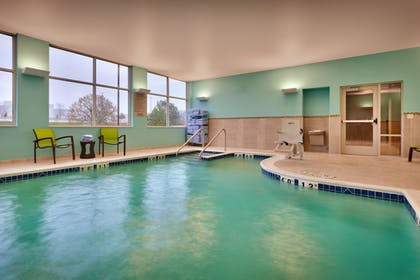 Sports Facility | SpringHill Suites by Marriott Coralville