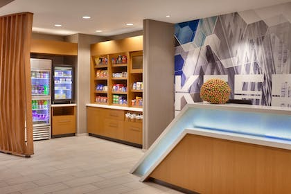 Snack Bar | SpringHill Suites by Marriott Coralville